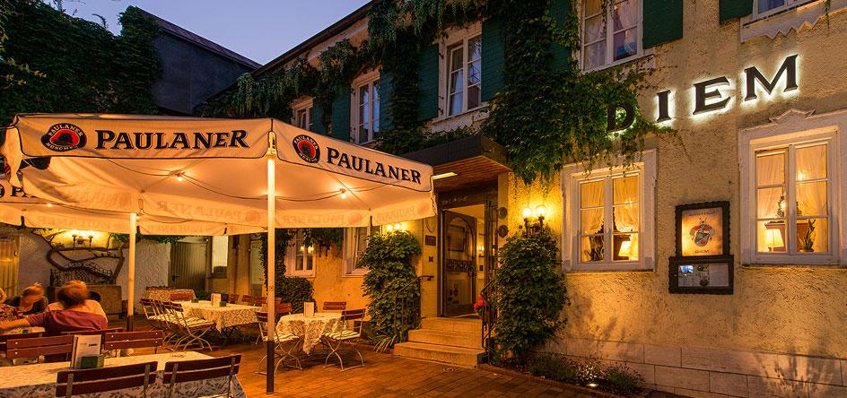 DIEM Hotel - Restaurant - Metzgerei....Tradition im Herzen von Krumbach.