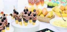 Catering – Neue Buffet und Menü Vorschläge für Sie.
